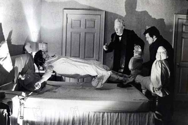L'Exorciste : Photo Jason Miller, Linda Blair, Max von Sydow
