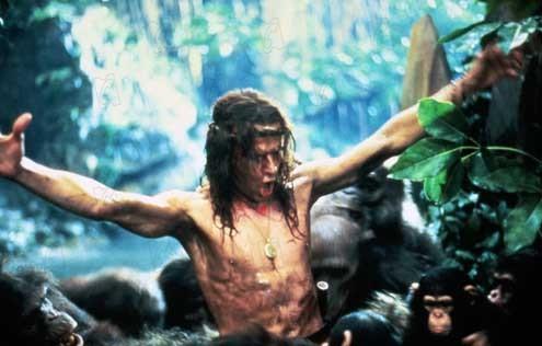 Greystoke, la légende de Tarzan : Photo Christopher Lambert, Hugh Hudson, Ian Holm