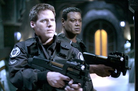 Stargate SG-1 : Photo Ben Browder, Christopher Judge