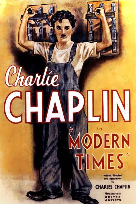 photo de charles chaplin les temps modernes photo charles chaplin allocin 233