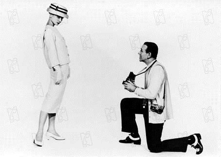 Drôle de frimousse : Photo Audrey Hepburn, Fred Astaire, Stanley Donen