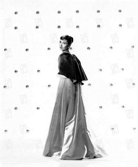 Drôle de frimousse : Photo Audrey Hepburn, Stanley Donen