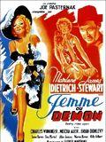 Femme ou démon : Affiche