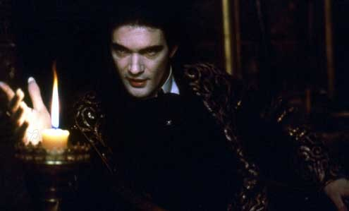 Entretien avec un vampire : Photo Antonio Banderas, Neil Jordan