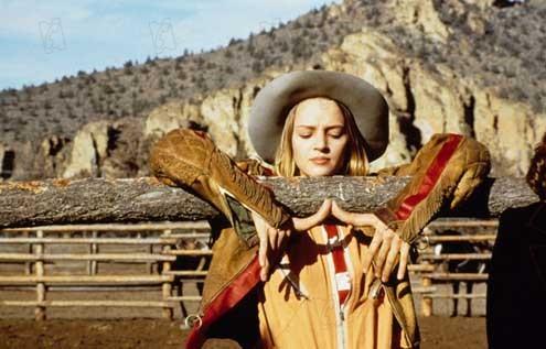 Even Cowgirls Get the Blues : Photo Gus Van Sant, Uma Thurman