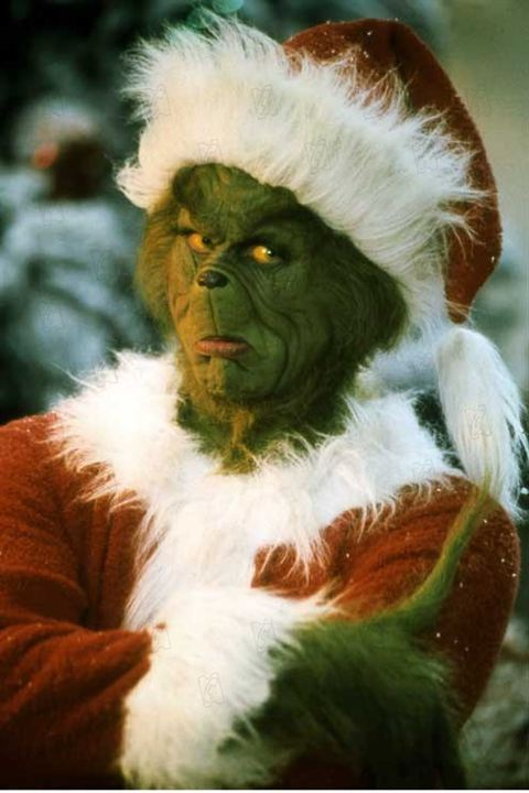 Le Grinch : Photo Jim Carrey