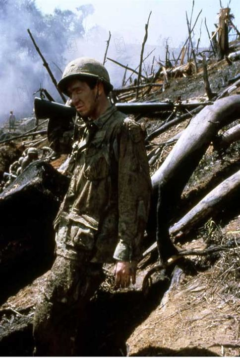 Hamburger Hill : Photo Dylan McDermott, John Irving