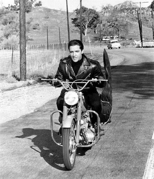 L'Homme à tout faire : Photo Elvis Presley, John Rich