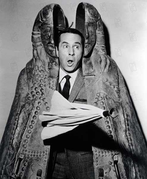 Max la Menace : Photo Don Adams, Mel Brooks