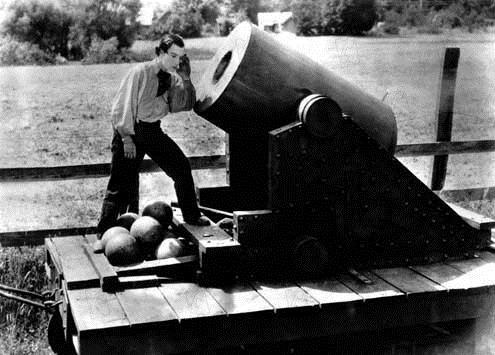 Le Mécano de la Générale : Photo Buster Keaton, Clyde Bruckman