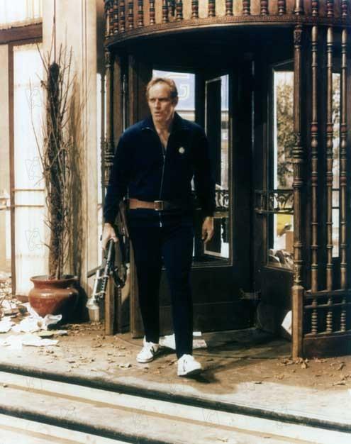 Le Survivant : Photo Boris Sagal, Charlton Heston