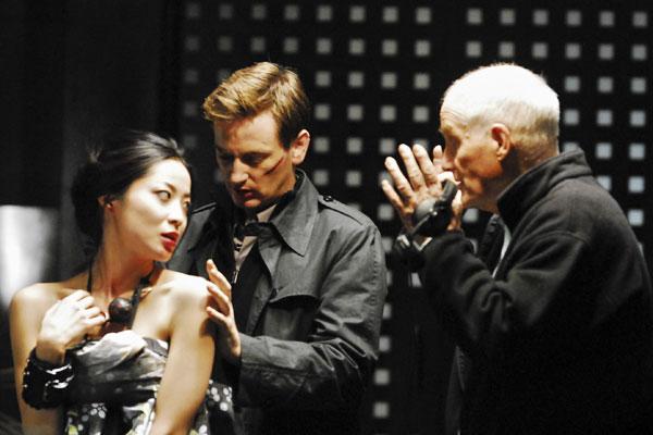 Inju, la bête dans l'ombre : Photo Barbet Schroeder, Benoît Magimel, Lika Minamoto