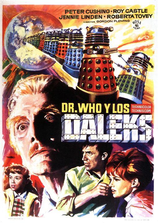 Dr Who contre les Daleks : photo
