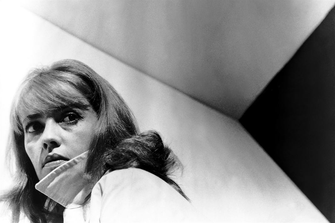 Le Procès : Photo Jeanne Moreau, Orson Welles
