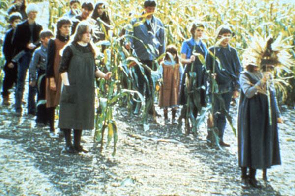 Les Démons du maïs : Photo Fritz Kiersch