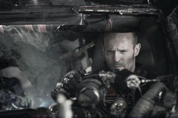 Course à la mort : Photo Jason Statham