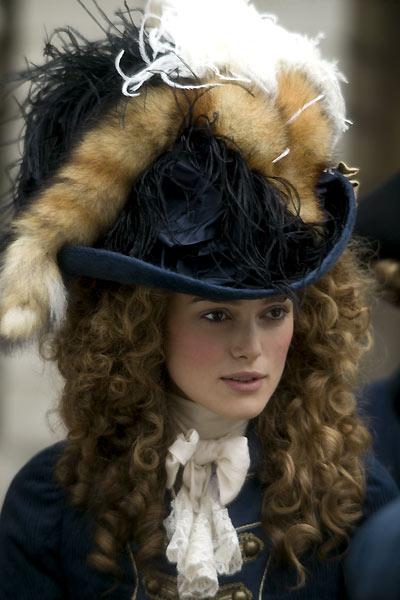The Duchess : Photo Keira Knightley, Saul Dibb