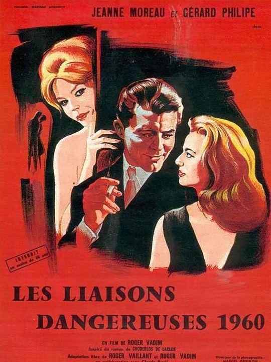Les Liaisons dangereuses 1960 : Affiche
