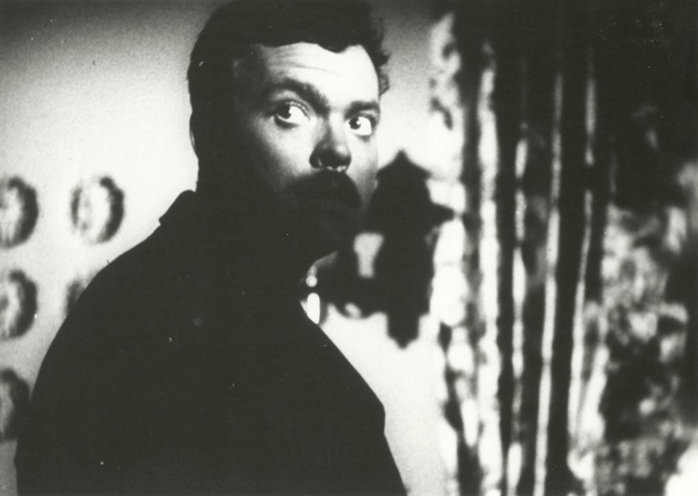Le Criminel : Photo Orson Welles