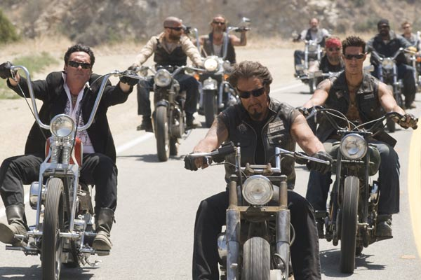 Hell Ride : Photo Eric Balfour, Larry Bishop, Michael Madsen