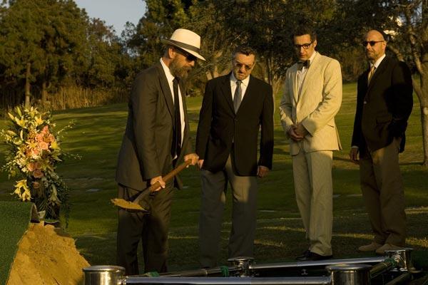 Panique à Hollywood : Photo Bruce Willis, John Turturro, Robert De Niro, Stanley Tucci