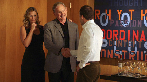 Eli Stone : Photo Jonny Lee Miller, Natasha Henstridge, Victor Garber