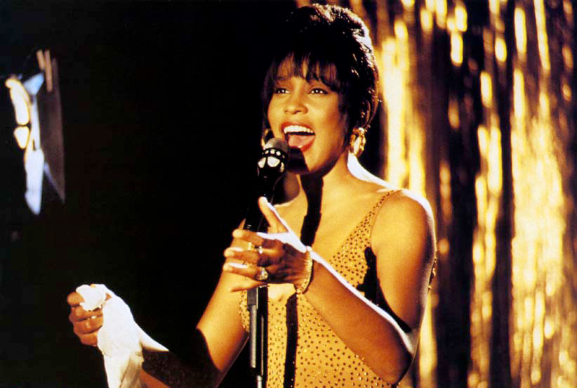 Bodyguard : Photo Whitney Houston