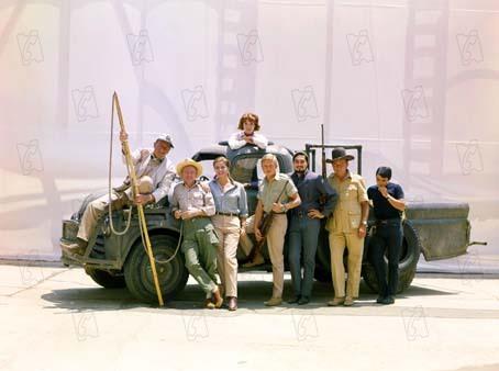 Hatari! : Photo Bruce Cabot, Elsa Martinelli, Gérard Blain, Howard Hawks, John Wayne