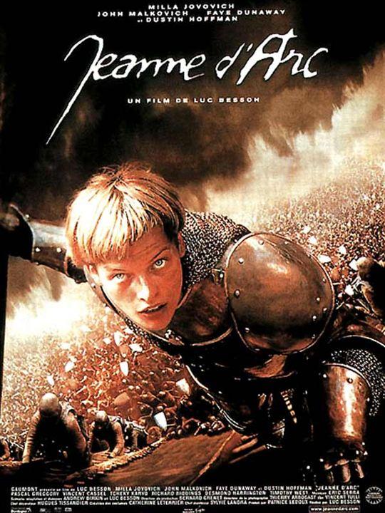 Jeanne d'Arc : Affiche