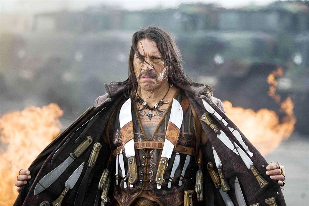 Machete : Photo Danny Trejo, Ethan Maniquis