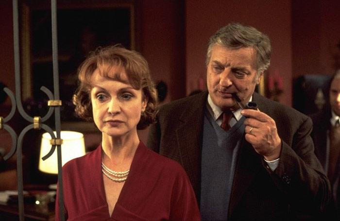 Maigret : Photo Bruno Cremer, Danièle Lebrun
