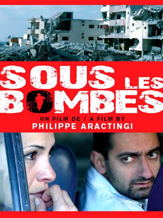 Sous les bombes : affiche