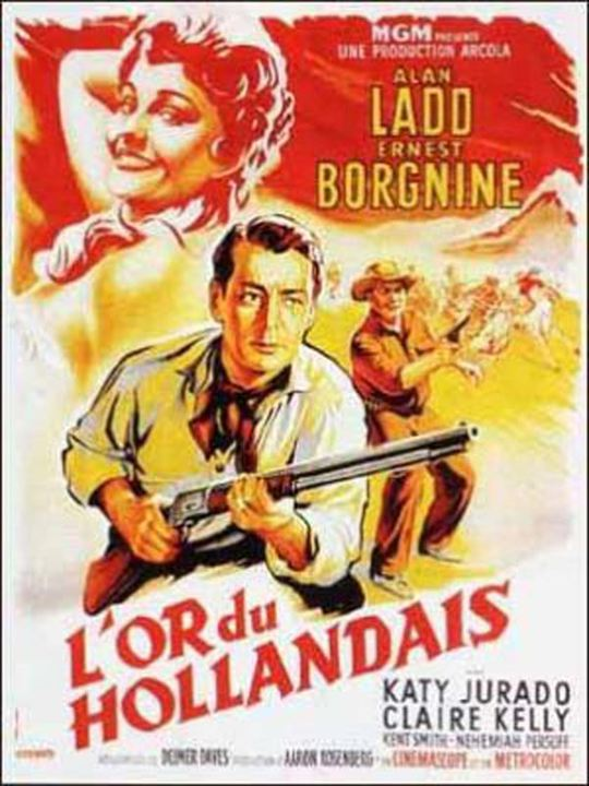 L'Or du Hollandais : Affiche