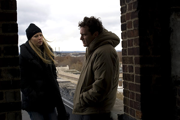 Two Lovers : Photo Gwyneth Paltrow, James Gray, Joaquin Phoenix