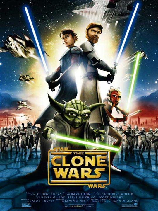 Star Wars: The Clone Wars : Affiche