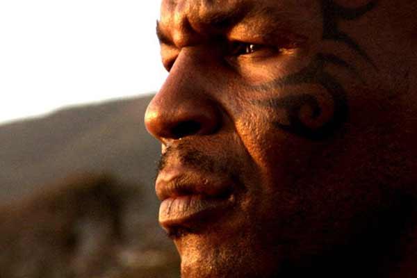 Tyson : Photo James Toback
