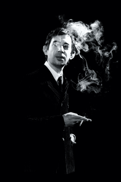 Gainsbourg (Vie héroïque) : Photo Eric Elmosnino