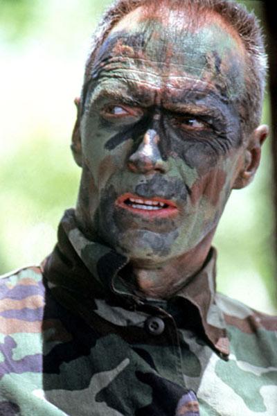 Le Maître de guerre : Photo Clint Eastwood
