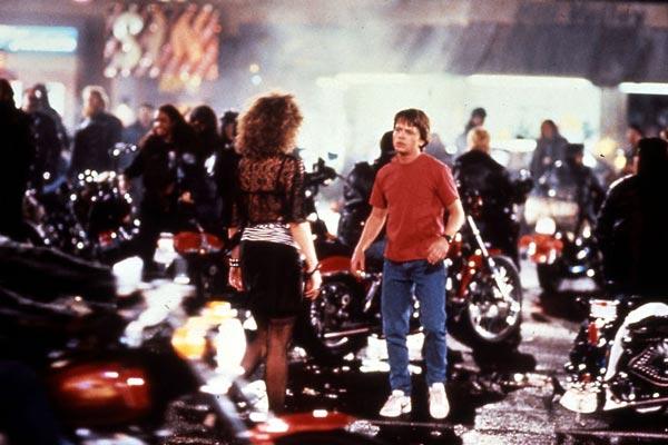 Retour vers le futur II : Photo Michael J. Fox