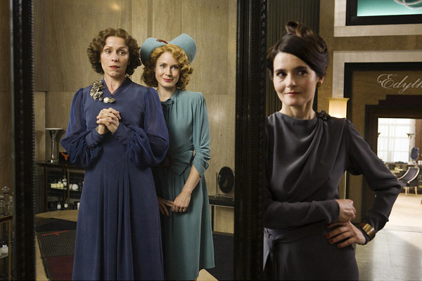 Miss Pettigrew : Photo Amy Adams, Bharat Nalluri, Frances McDormand, Shirley Henderson
