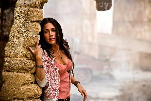 Transformers 2: la Revanche : Photo Megan Fox