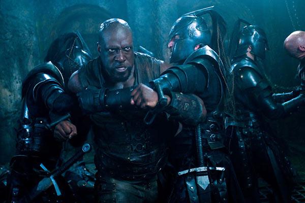 Underworld 3 : le soulèvement des Lycans : Photo Kevin Grevioux, Patrick Tatopoulos