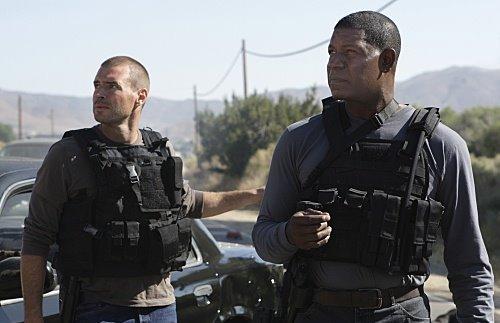 The Unit : Commando d'élite : Photo Dennis Haysbert, Scott Foley
