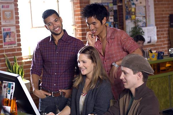 Ce que pensent les hommes : Photo Drew Barrymore, Ken Kwapis, Leonardo Nam, Rod Keller, Wilson Cruz