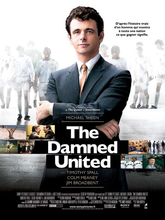 The Damned United : Affiche Tom Hooper