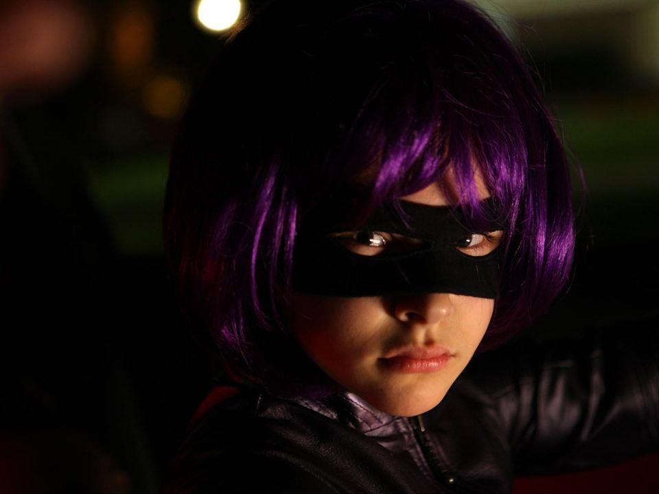 Kick-Ass : Photo Chloë Grace Moretz, Matthew Vaughn