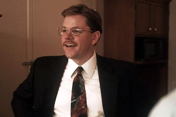 The Informant ! : Photo Matt Damon