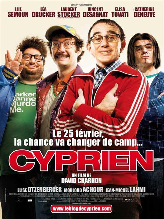 Cyprien : Affiche David Charhon, Elie Semoun