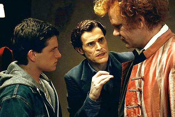 L'Assistant du vampire : Photo Chris Massoglia, John C. Reilly, Willem Dafoe