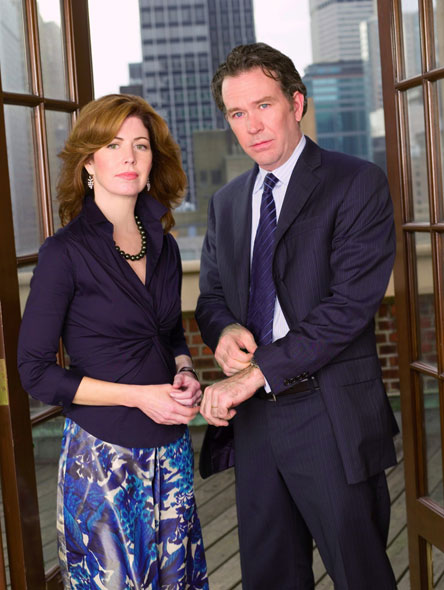 Kidnapped : Photo Dana Delany, Timothy Hutton